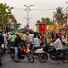Kannakapura road mess - festival and traffic...